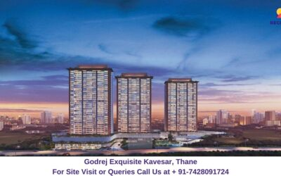 Godrej Exquisite Kavesar, Thane (1)