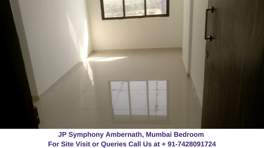 JP Symphony Ambernath, Mumbai Bedroom