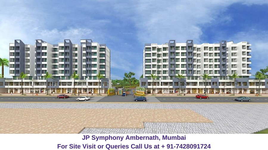 JP Symphony Ambernath, Mumbai Actual View