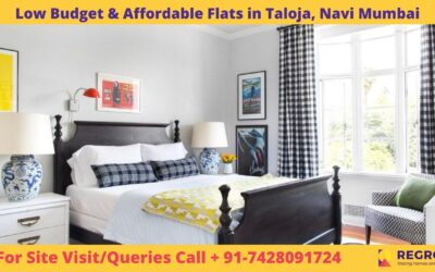 Low Budget & Affordable Flats in Taloja, Navi Mumbai