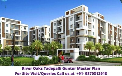 River oaks Tadepalli Guntur Master Plan