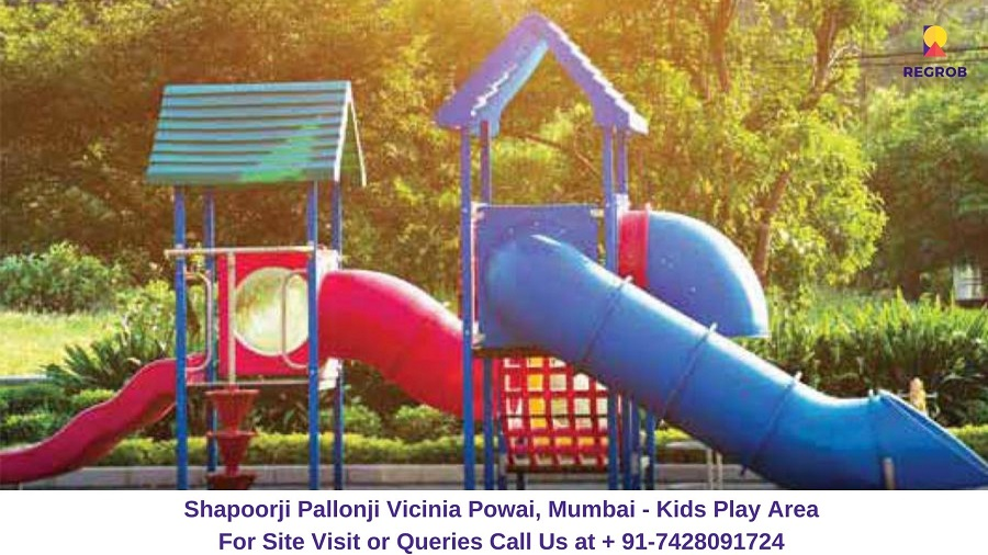 Shapoorji Pallonji Vicinia Powai, Mumbai Kids Play Area