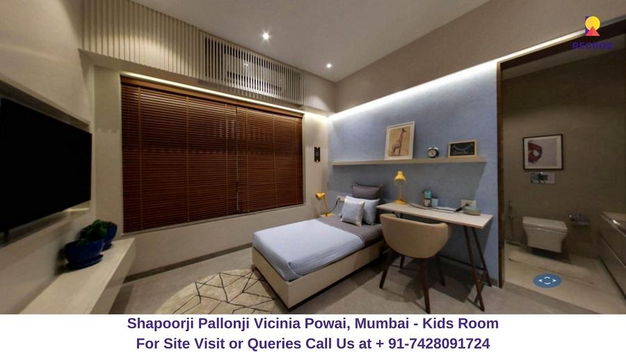 Shapoorji Pallonji Vicinia Powai, Mumbai Kids Room