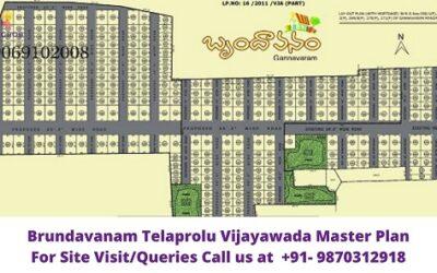Sri Sai Durga Brundavanam Telaprolu Vijayawada Master Plan
