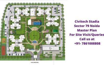 Civitech Stadia Noida