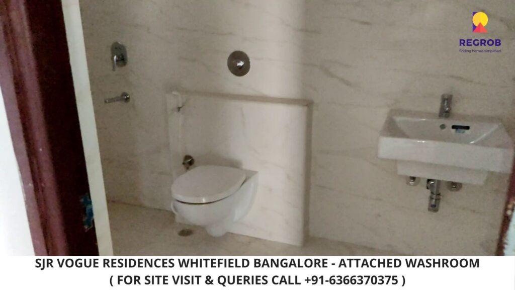 SJR Vogue Residences Whitefield Bangalore