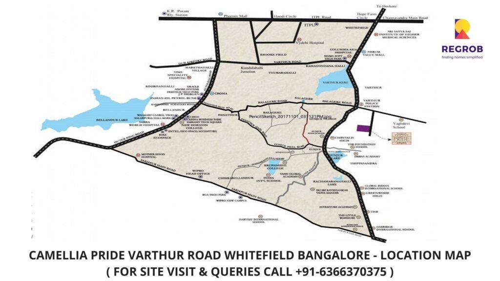 Camellia Pride Varthur Road Whitefield Bangalore