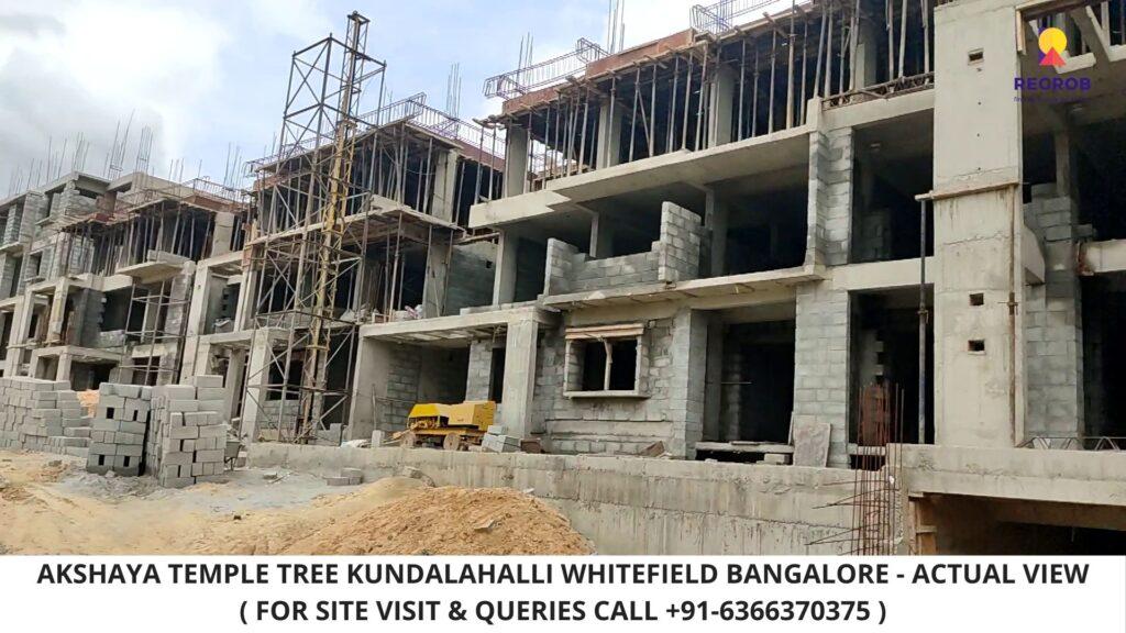 Akshaya Temple Tree Kundalahalli Whitefield Bangalore