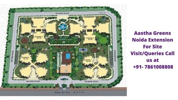 Aastha greens Noida extension