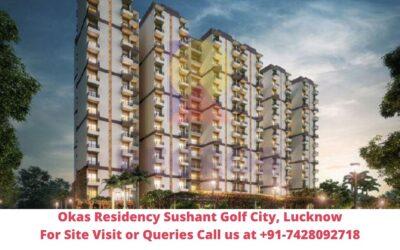 Okas Residency Sushant Golf City, Lucknow