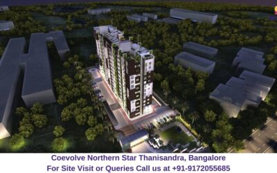 Coevolve Northern Star Thanisandra, Bangalore