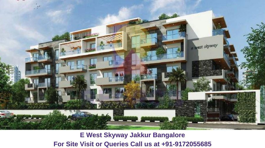 E West Skyway Jakkur Bangalore