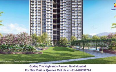 Godrej The Highlands Panvel, Navi Mumbai Elevated View (1)