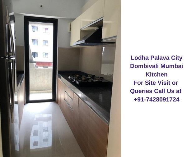 Lodha Palava City Mumbai Kitchen (2)