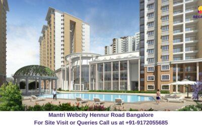Mantri Webcity Hennur Road Bangalore