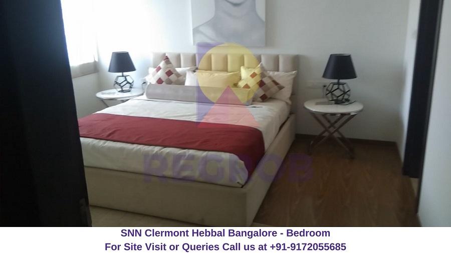 Prestige Misty Waters Hebbal North Bangalore Bedroom