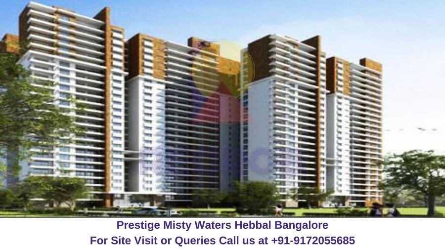Prestige Misty Waters Hebbal North Bangalore