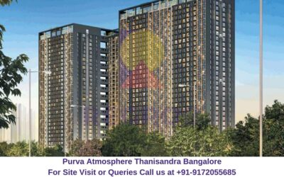 Purva Atmosphere Thanisandra Bangalore (1)