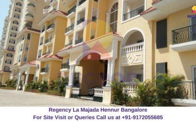 Regency La Majada Hennur Bangalore