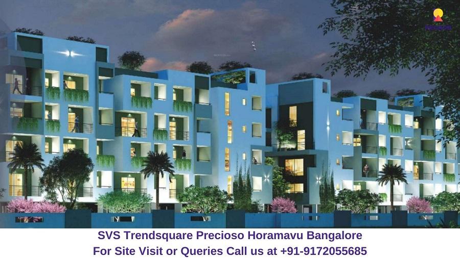 SVS Trendsquare Precioso Horamavu Bangalore