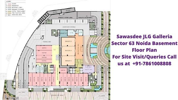 Sawasdee Jlg Galleria Basement Floor Plan