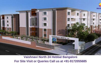 Vaishnavi North 24 Hebbal Bangalore