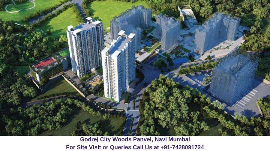 Godrej City Woods Panvel, Navi Mumbai (2)