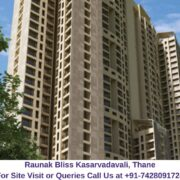 Raunak Bliss Kasarvadavali, Thane (1)