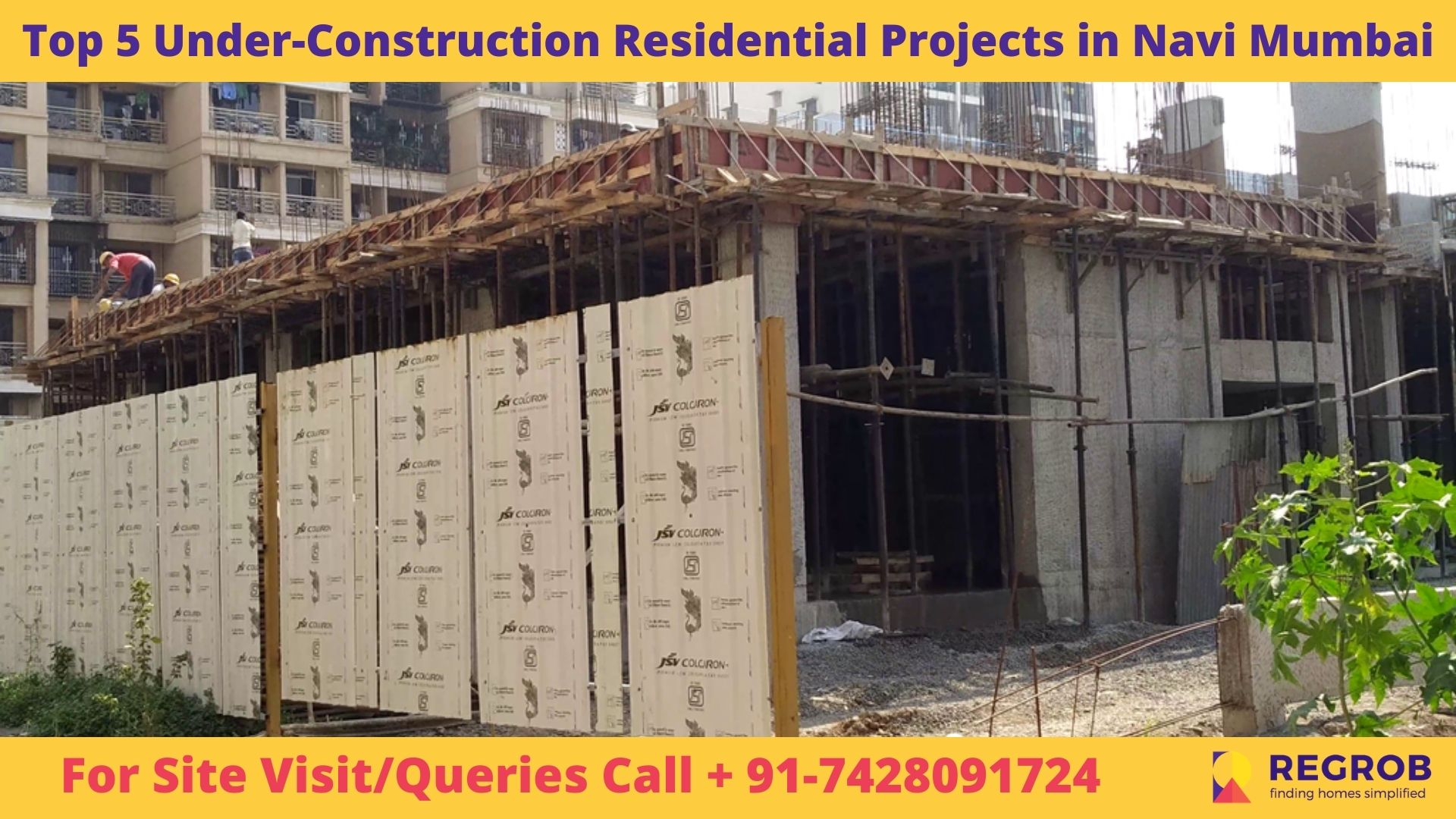Top 5 Under-Construction Residential Projects in Navi Mumbai