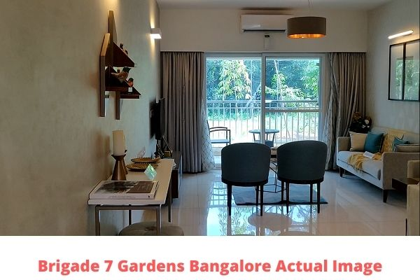 Brigade 7 Gardens Banashankari Bangalore