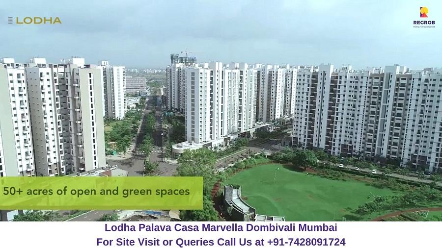 Lodha Palava Casa Marvella Dombivali Mumbai (2)