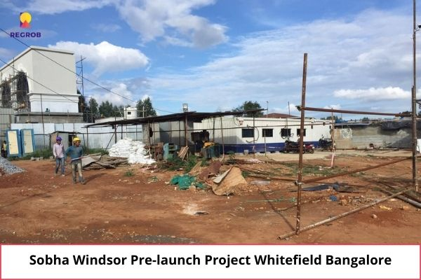 sobha windsor prelaunch project bangalore
