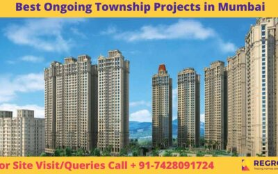 Best Ongoing Township Projects in Mumbai