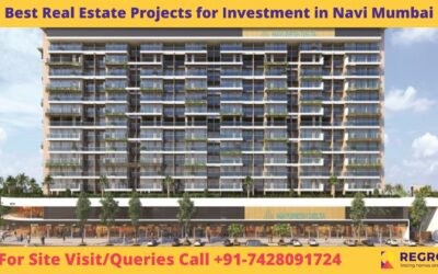 Best Real Estate Projects for Investment in Navi Mumbai