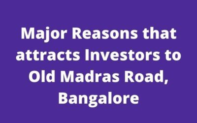 old madras road