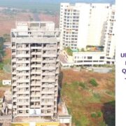 Tapovan Aura Ulwe Navi Mumbai Actual View of Construction Site (2)