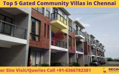 Top 5 Gated Community Villas in Chennai 1