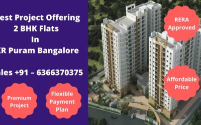 2 BHK Flats in KR Puram Bangalore