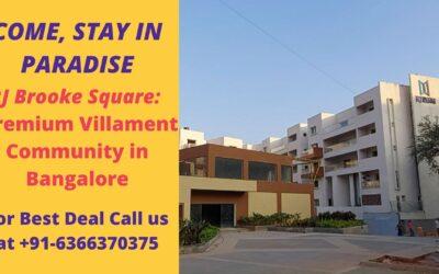 RJ Brooke Square Brookefield Bangalore