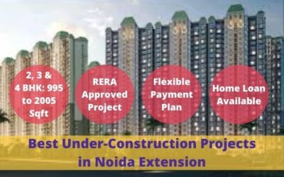 Best Under Construction Projects in Noida Extension