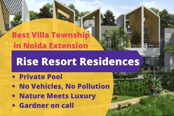 Best Villa Township in Noida Extension