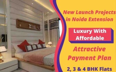 New launch Project in Noida Extension