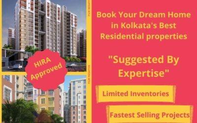 Best Residential Properties in Kolkata