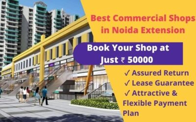 Best Commercial Shops in noida extension