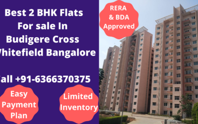 2 bhk flats for sale in budigere cross whitefield bangalore