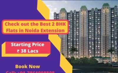 Best 2 bhk flats in noida extension