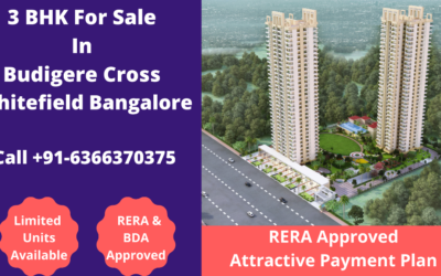 3 bhk for sale in budigere cross whitefield