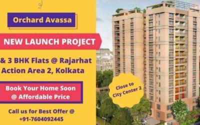 Orchard Avaasa Rajarhat Action Area 2 Kolkata
