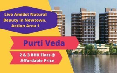 Purti Veda Newtown AA 1 Kolkata