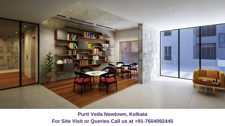 Purti Veda Newtown Kolkata Interior View